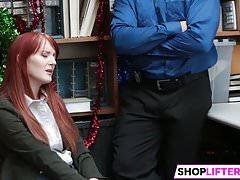 Risky Shoplifting Went Wrong