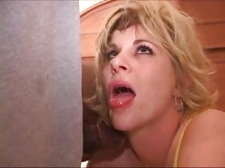Amateur Blonde Whore Takin Bbc Cream Pies Cuckold