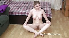 Lavatta W enjoys a sexy naked workout today's Thumb