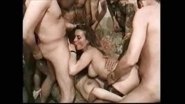 Порно ретро на ранчо