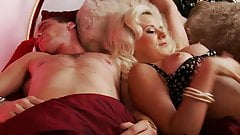 Horny Syren craves a hardcore fuck from her man in bed