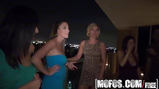 Mofos - Real Slut Party - Booby Booty Bonanza starring  Layl