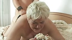 Fat mature woman wants hardcore fuck