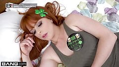 Irish hottie Penny Pax gets a St. Patricks day pounding's Thumb