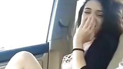 debating a blowjob in car