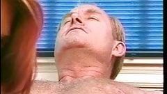 Matured man fucking his redhead niece