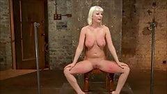 blonde upsidedown 2