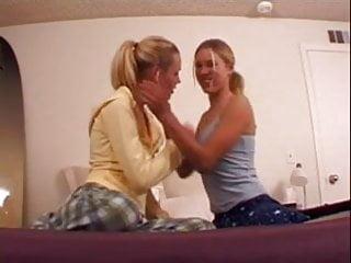Old School Katie Morgan with Amie (lesbian)
