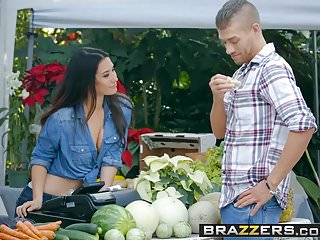 Preview 2 of Brazzers - Real Wife Stories -  The Farmers Wife scene starr