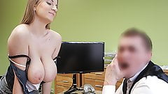 LOAN4K. Agent gives credit to hottie thanks to her immense..'s Thumb