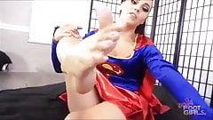 Super Sasha Foxxx Footjob Brattyfootgirls