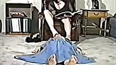 Be My Footstool Darling! Part 2