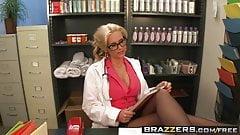 Doctors Adventure - Phoenix Marie James Deen - This Nurse is