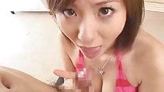 Japanese Girl Wants Cum