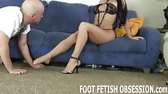 We want you to choose who has the sexiest feet