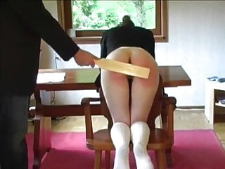 Sr Helen Takes Hers Punishment