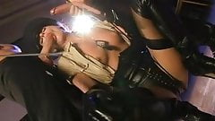 beautiful mistress Lucy Lee becomes a slave