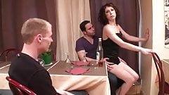 Bdsm fetish bondage anal exam