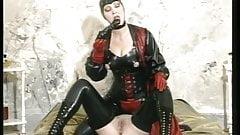 German Rubber Ladies taking turns