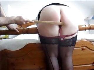 spank and cum