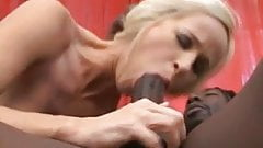 Cheating milf craving big black cock