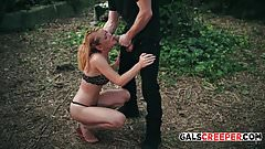 Raylin Ann Gets Fucked By Her Stalker