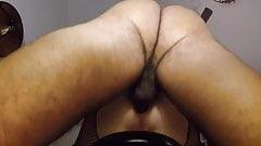 chubby redhead orgasm analized by bbc's Thumb