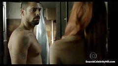 Monica Martin and Morgane Martin - O Cacador S01E04