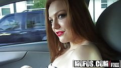 Stranded Teens - Farrah Flower - Redhead Road Head - Mofos