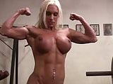 Ashlee Chambers Naked Female Bodybuilder Perfection