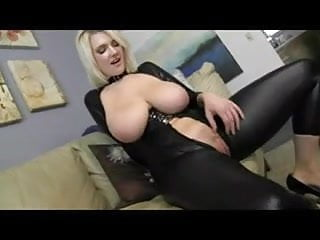 Preview 4 of Sexy Curvy Blond MILF With Big Natural Tits