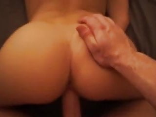 HORNY AMATEUR COUPLE PUSSY AND ANAL FUCK ON BED