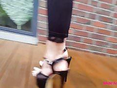 Foot goddess's Thumb