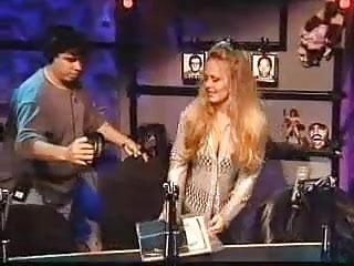 CMNF Scene On TV