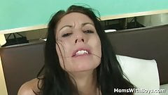 Hooked Up Milf Kimie Lambert Squirting While Fucked's Thumb