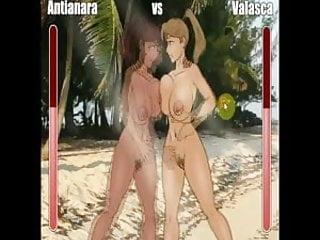 Hot naked girls bent over gifs