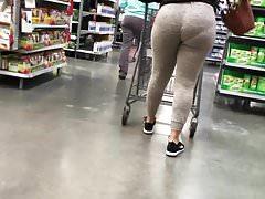 See Through Grey Leggings Wal Mart Booty
