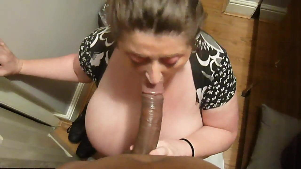 Lovely Bbw Finds The Cock