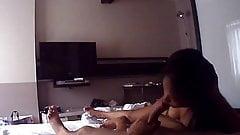 happy end thai lady massage3