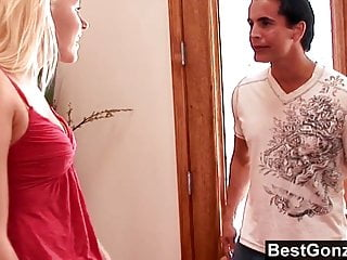 Slutty NOT stepsister gets what she wants