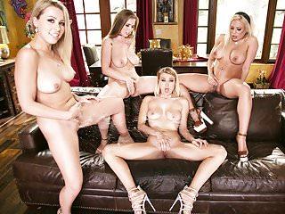 The Big ultra-wet lesbian orgy