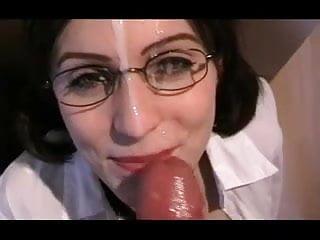 MILF Head #75 (On her Knees dressed as a School Girl)