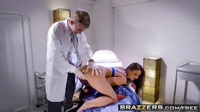 Preview 1 of Brazzers - Doctor Adventures -  Amirahs Anal Orgasms scene s