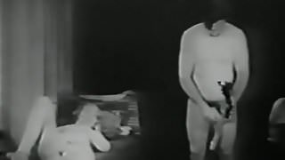 Actress Fucks with Agent for a Role (1920s Vintage)