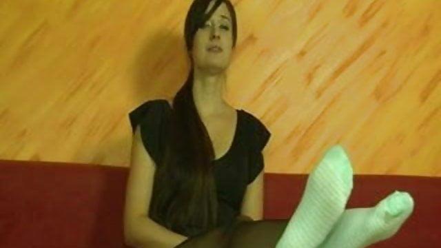 Rajstopy tube porn