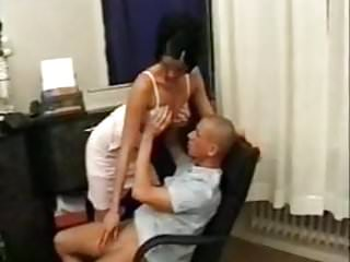 sexy short haired stepsis fucking her stepbro