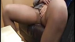 Sexy office asians felt up, sex