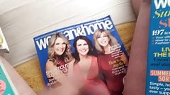 Cumming on woman and home magazine ( Charlotte, Suzanne,Ruth