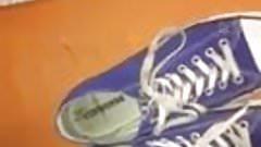 Schuhe der Freundinn
