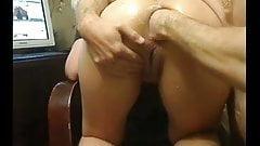 anal fist milf